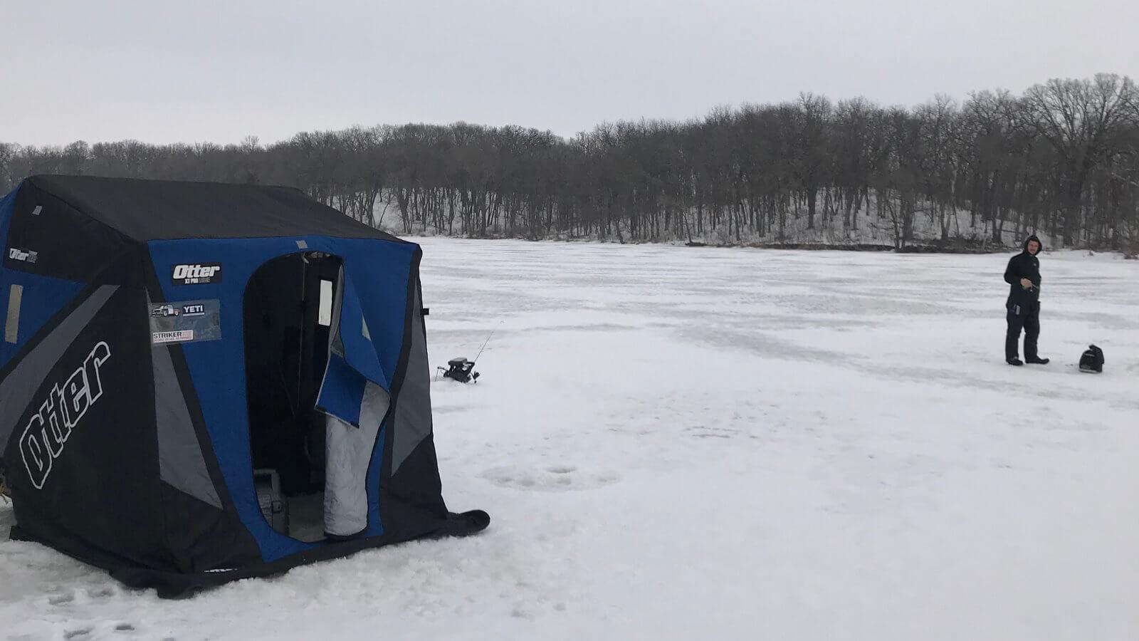 The Short Rod Show Ice Fishing